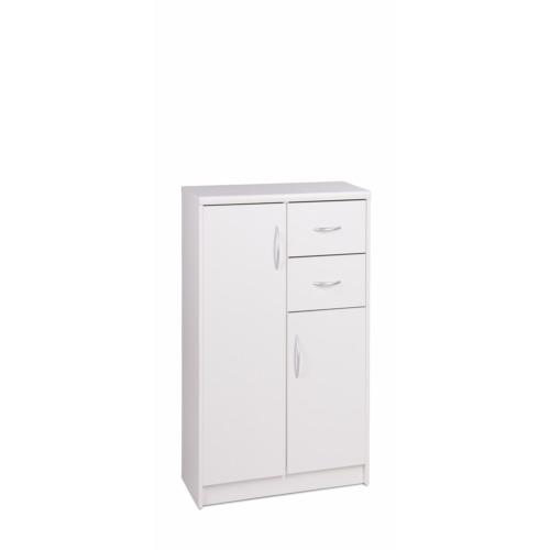 armoire kiel 3 74x35x85cm armoires d 39 appoint weba meubles. Black Bedroom Furniture Sets. Home Design Ideas