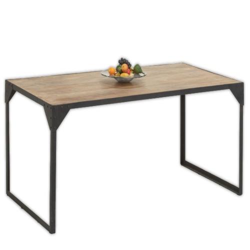 Table usher 180x90cm salle manger weba meubles for Salle a manger weba