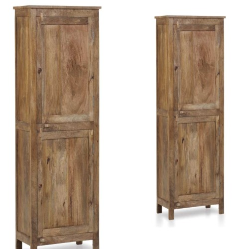 armoire quinoa 75x40x178cm weba meubles. Black Bedroom Furniture Sets. Home Design Ideas
