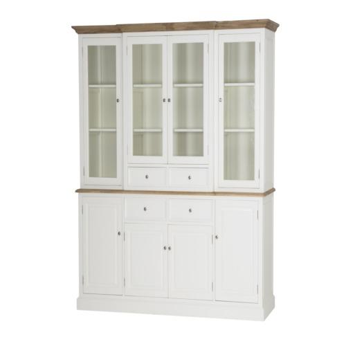 vaisselier catalina 230cm armoires weba meubles. Black Bedroom Furniture Sets. Home Design Ideas