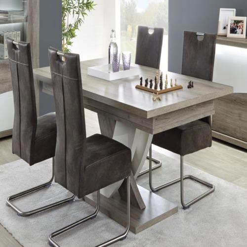 table 185 225x100cm tables de salle manger weba meubles On salle a manger weba