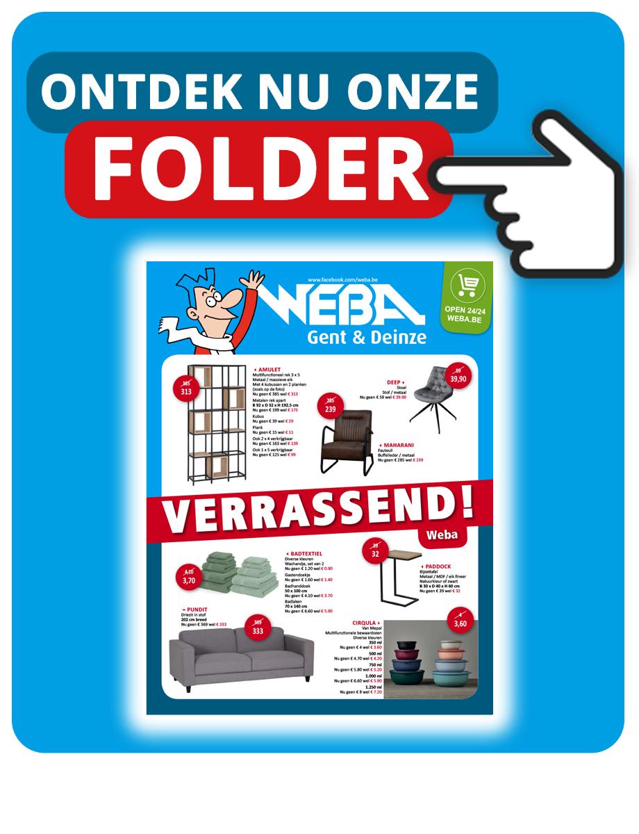 Webshop Meubels Aan Scherpe Prijzen Weba Meubelen
