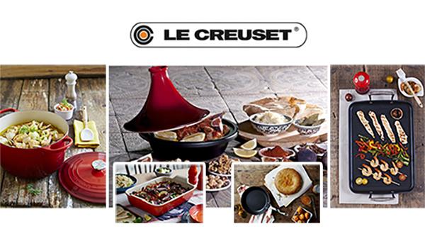 Koken & bakken met Le Creuset